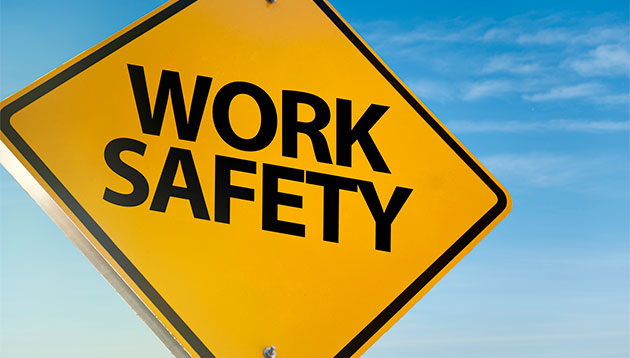 WORKPLACE SAFETY!